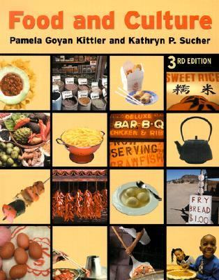 Food and Culture  3rd 2001 edition cover