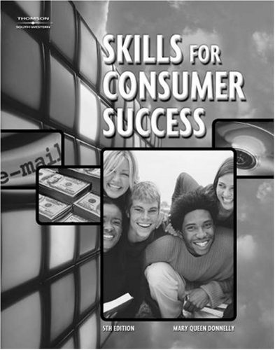 Skills for Consumer Success  5th 2005 (Revised) 9780538438643 Front Cover
