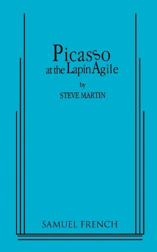 Picasso at the Lapin Agile   1996 edition cover