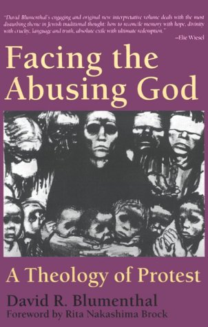 Facing the Abusing God A Theology of Protest N/A 9780664254643 Front Cover