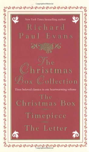 Christmas Box Collection The Christmas Box; Timepiece; The Letter  1998 (Revised) edition cover
