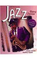 Jazz History Overview  2nd 2010 (Revised) edition cover