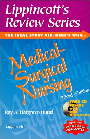 Lippincott's Review Series Medical-Surgical Nursing 3rd 2001 (Revised) edition cover
