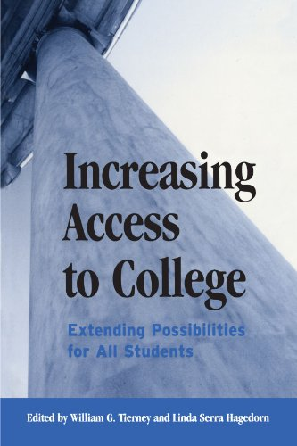 Increasing Access to College Extending Possibilities for All Students  2002 edition cover