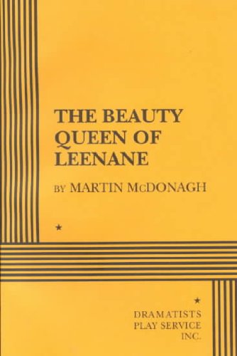 Beauty Queen of Leenane  N/A edition cover
