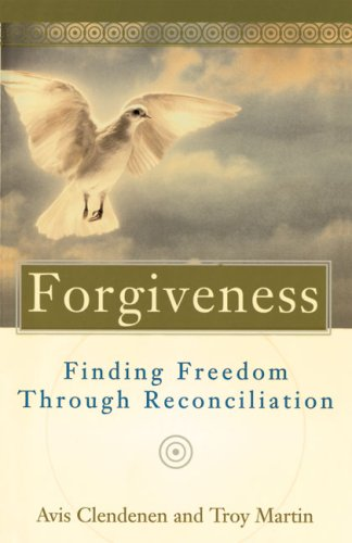Forgiveness Finding Freedom Through Reconciliation  2002 edition cover