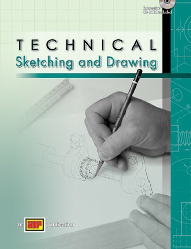 Technical Sketching and Drawing:   2008 edition cover