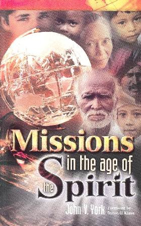Missions in the Age of the Spriit   2000 edition cover