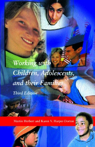 Working with Children, Adolescents, and Their Families, 3rd Edition 3rd 2002 edition cover