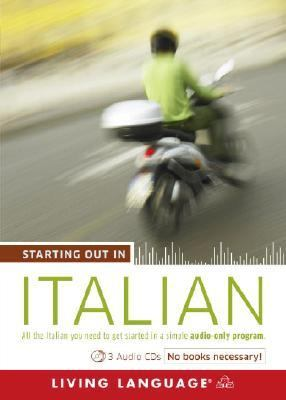 Starting Out in Italian:  2008 9781400024643 Front Cover