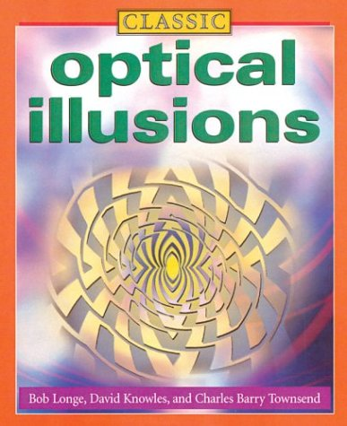 Classic Optical Illusions  2003 9781402710643 Front Cover
