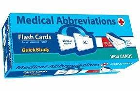 Medical Abbreviations  N/A edition cover