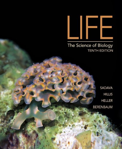 Life The Science of Biology 10th 2014 9781429298643 Front Cover