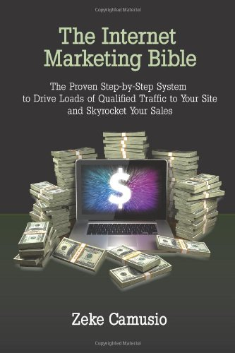 Internet Marketing Bible  N/A edition cover
