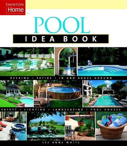 Pool Idea Book  N/A 9781561587643 Front Cover