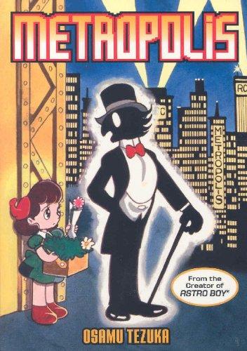 Metropolis   2003 edition cover