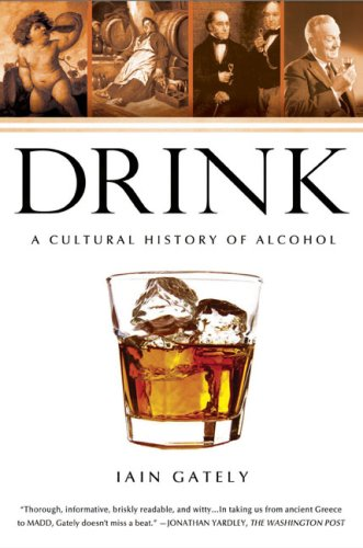 Drink A Cultural History of Alcohol N/A edition cover