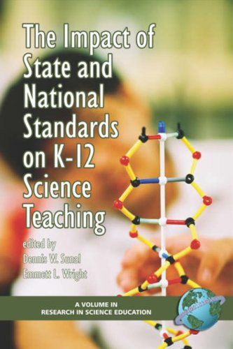 Impact of State and National Standards on K-12 Science Teaching   2005 9781593113643 Front Cover