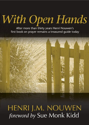 With Open Hands  2nd 2006 (Anniversary) edition cover