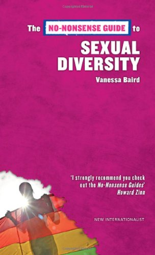 No-Nonsense Guide to Sexual Diversity   2007 edition cover