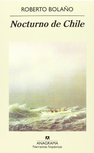 Nocturno de Chile   2000 edition cover