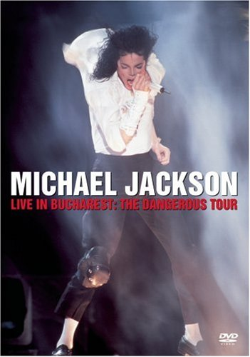 Michael Jackson: Live in Bucharest: The Dangerous Tour System.Collections.Generic.List`1[System.String] artwork