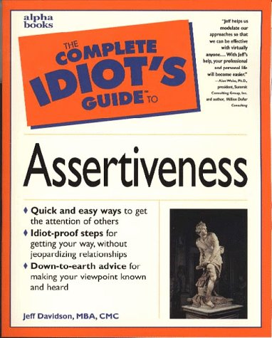 Assertiveness   1997 edition cover
