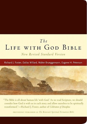 Life with God Bible  N/A edition cover
