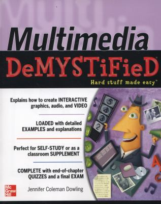 Multimedia Demystified   2012 edition cover