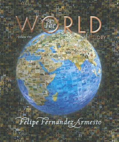 World - A History   2007 edition cover