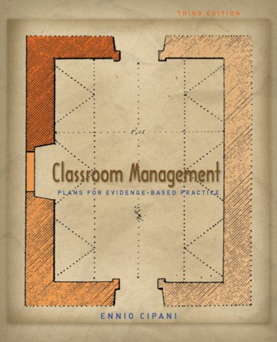 Classroom Management for All Teachers Plans for Evidence-Based Practice 3rd 2008 edition cover