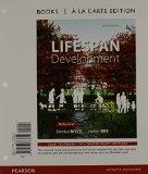 Lifespan Development: Books a La Carte Edition  2014 edition cover