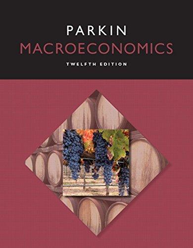 Macroeconomics  12th 2016 edition cover
