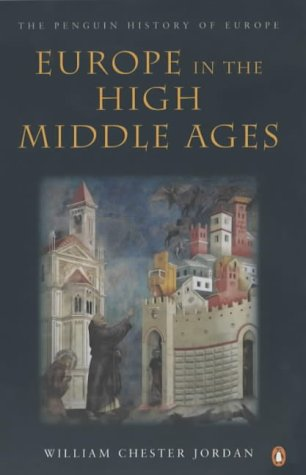 Europe in the High Middle Ages  3rd 2002 edition cover