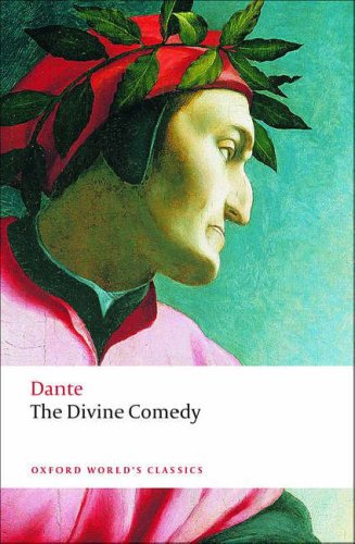 Divina Commedia   2008 9780199535644 Front Cover