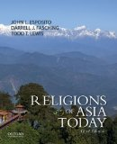 Religions of Asia Today:   2014 edition cover
