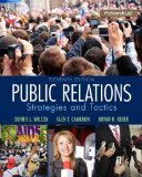 Public Relations Strategies and Tactics 11th 2015 9780205960644 Front Cover