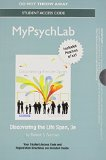 NEW MyPsychLab with Pearson EText -- Standalone Access Card -- for Discovering the Life Span  3rd 2015 edition cover