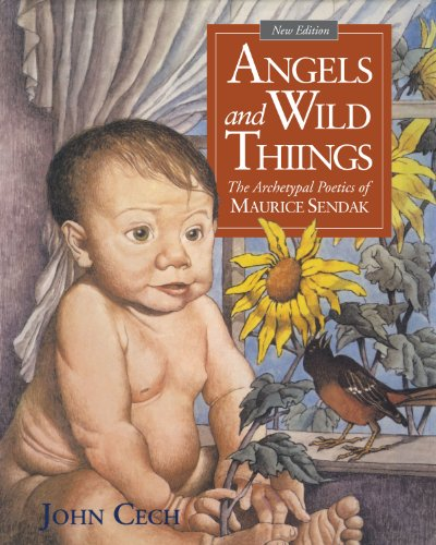 Angels and Wild Things: The Archetypal Poetics of Maurice Sendak  2013 9780271060644 Front Cover