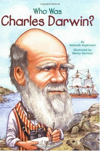 Who Was Charles Darwin?   2005 edition cover