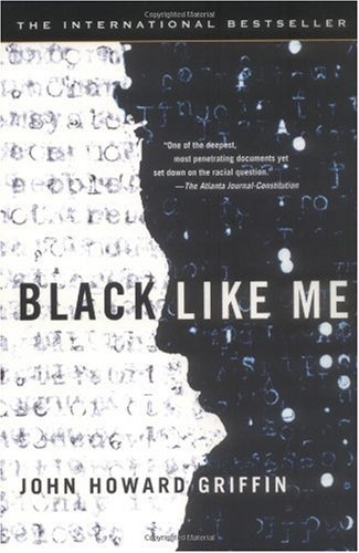 Black Like Me  50th 1989 edition cover