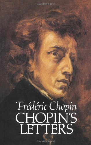 Chopin's Letters   1988 (Reprint) edition cover