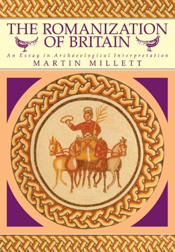 Romanization of Britain An Essay in Archaeological Interpretation  1990 edition cover