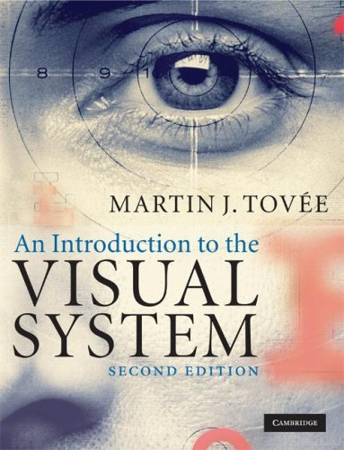 Introduction to the Visual System  2nd 2008 edition cover