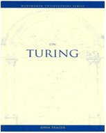 On Turing   2001 9780534583644 Front Cover
