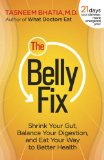 21-Day Belly Fix The Doctor-Designed Diet Plan for a Clean Gut and a Slimmer Waist  2014 9780553393644 Front Cover
