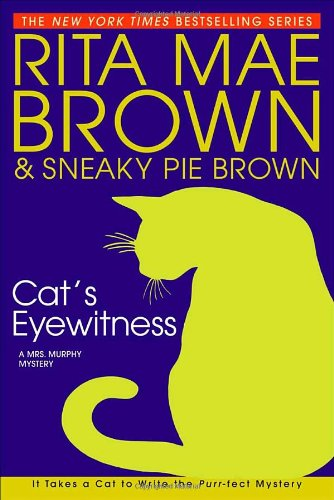 Cat's Eyewitness   2005 9780553801644 Front Cover
