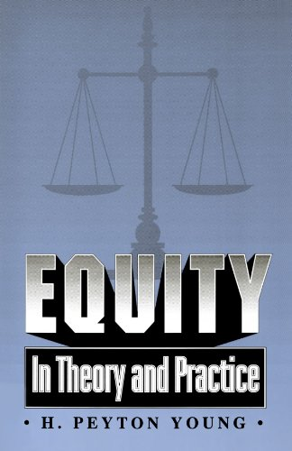 Equity - In Theory and Practice   1995 edition cover