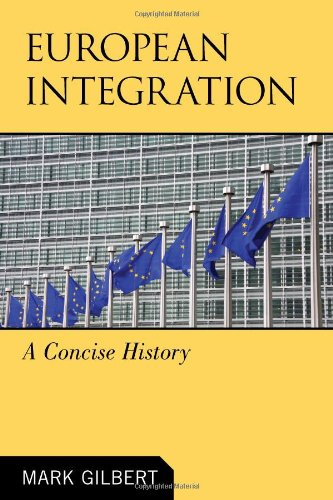 European Integration A Concise History 2nd 2011 edition cover