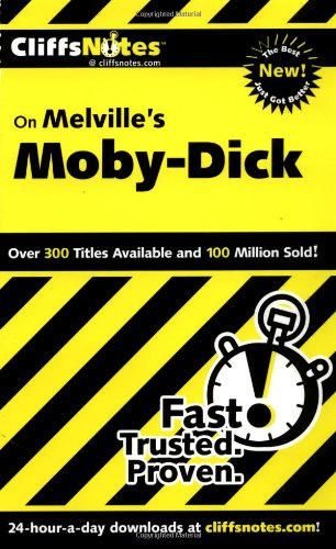 Melville's Moby-Dick   2001 edition cover